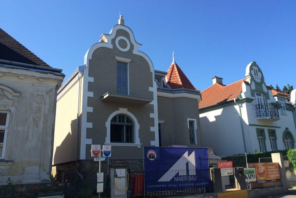 Villa im Sachsenviertel
